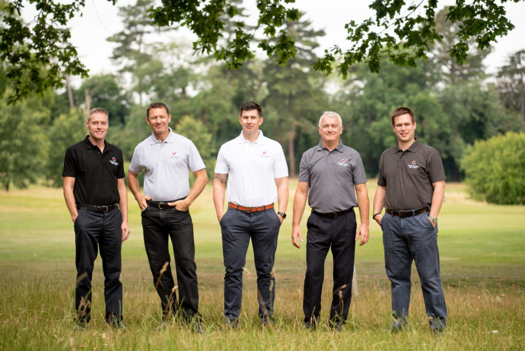 The team behind TEAM Safety Services